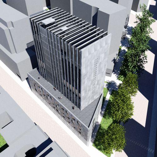 PL Tower, esempio di riqualificazione sostenibile