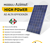 Moduli fotovoltaici 300 Wp 8