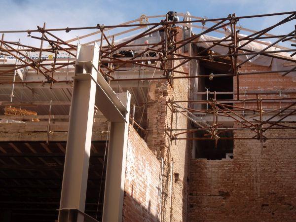 Sistema Isotec XL per l'isolamento della Copertura di Palazzo Valloni