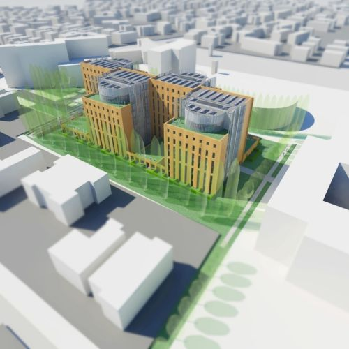 Nuovo Campus dell'Università di Modena e Reggio Emilia