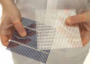 IBM lancia la sfida della plastica al posto del silicio