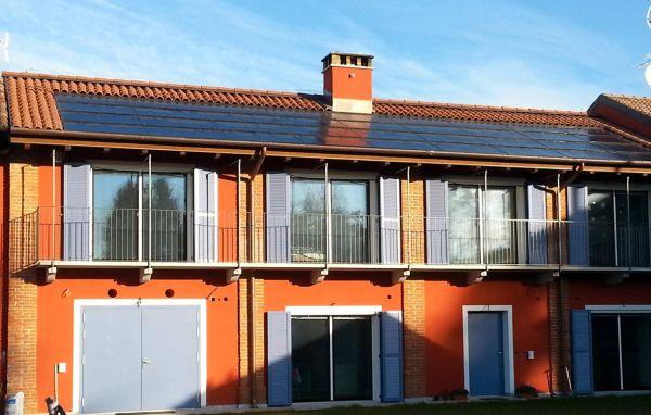 La Casa Attiva che produce più energia di quanta ne consumi