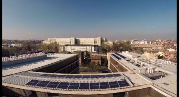 Nuovo edificio sostenibile per il dipartimento di Scienze dell'Università di Modena
