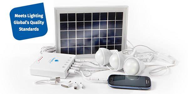 Energy Station Plus per illuminare dove non c'è accesso alla rete