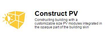 Sistemi fotovoltaici integrati e personalizzabili per l'involucro edilizio