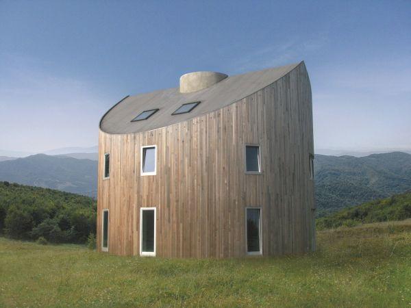 """Finestre Fakro per il progetto sostenibile """"Casa nuova dimensione"""""""