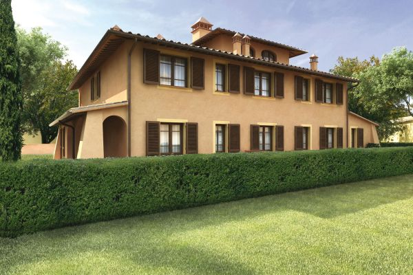 Nuove unità residenziali in Toscana a elevata efficienza energetica