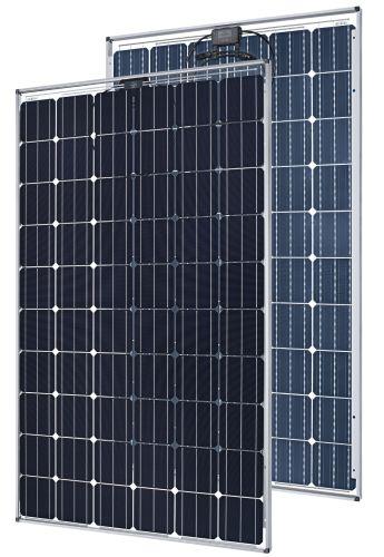 Modulo solare bifacciale vetro-vetro Sunmodule Protect 360° duo