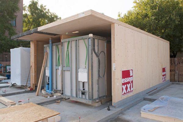 Iniziati i lavori per la Residenza universitaria sostenibile Mayer