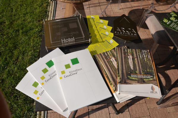 Sul lago di garda l'hotel più ecosostenibile d'Italia