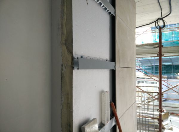 Ristrutturazione energetica efficiente di un edificio residenziale a Milano