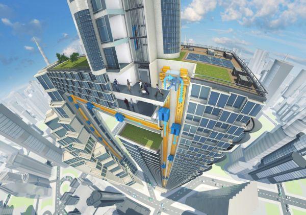 ThyssenKrupp chiede attenzione sull'efficienza energetica dei centri urbani