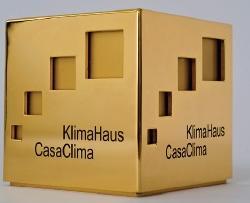 Premio del Pubblico 2015 CasaClima awards. Hoval tra i candidati