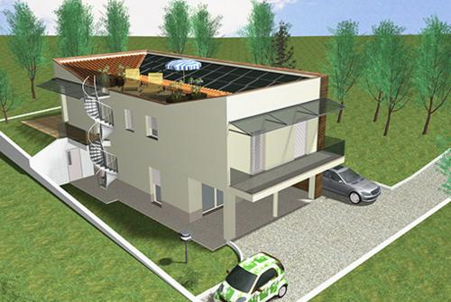 Eco-Casa a San Marino 1
