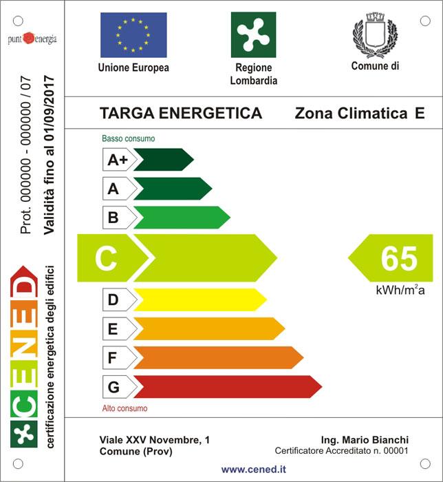Lombardia: reintrodotto l'obbligo di allegare la certificazione energica per il trasferimento di immobili a titolo oneroso
