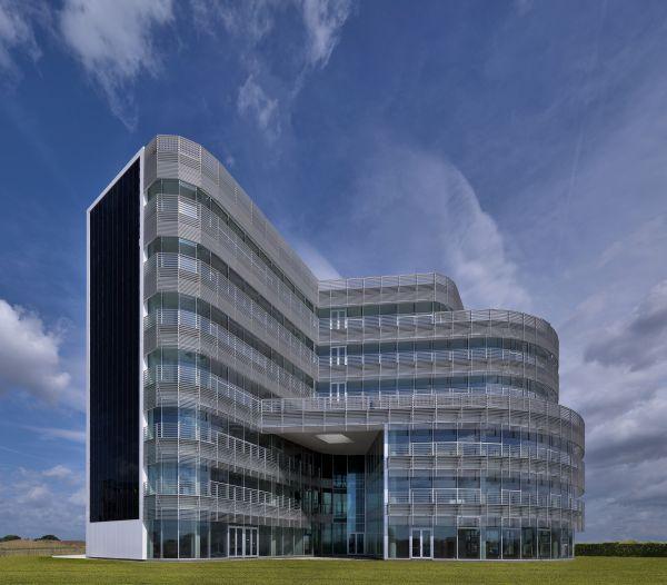 Centro Direzionale Umberto Forti un edificio performante in classe energetica A+