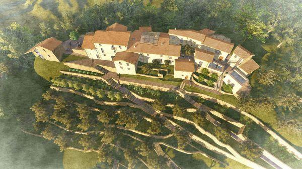 Un progetto di riqualificazione energetica di un antico borgo vince l'Ursa Award 2015