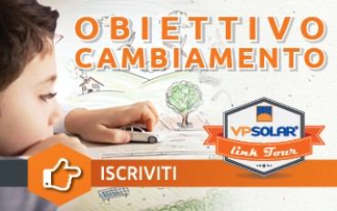 Nuovo Roadshow VP Solar sui sistemi energetici integrati