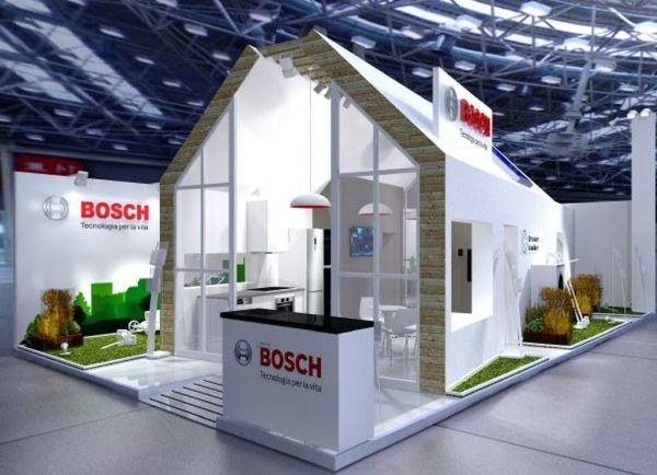 Casa Bosch, per toccare con mano i vantaggi dell'efficienza