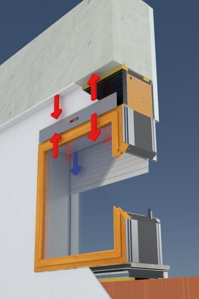 Nuovo RoverBlok VMC per il ricambio dell'aria