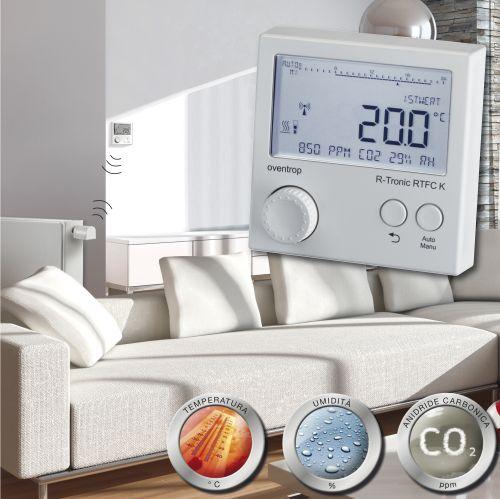 Controllo della temperatura con il nuovo sistema di regolazione R-Tronic