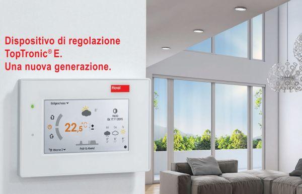 Caldaia a gas a condensazione murale compatta Hoval TopGas®