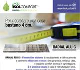 Riscalda la tua casa in soli 4 cm con RADIAL ALU G di Isolconfort 15