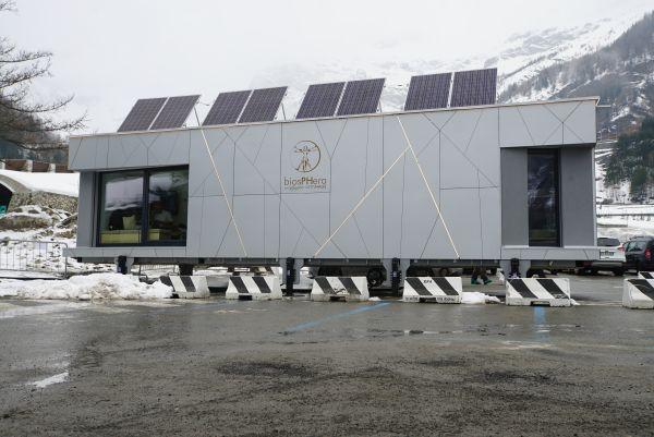 Rockwool per Biosphera 2.0 la casa del futuro a energia 0