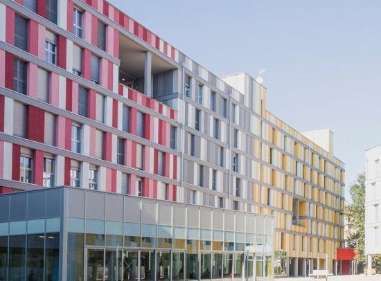 Il nuovo Campus studentesco di Torino in classe energetica A