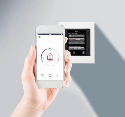 Nuove soluzioni Danfoss per il riscaldamento domestico