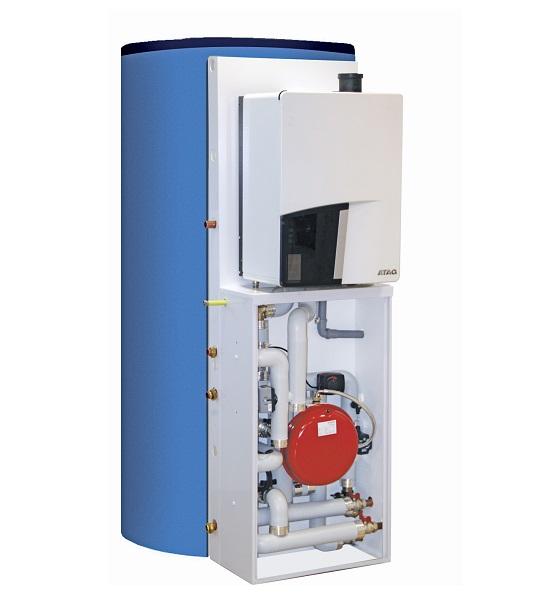 JODO QHP-A2: sistema ibrido multienergia