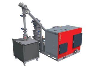 Impianto di produzione di energia da legno CHP 50