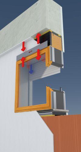 nuovo RoverBlok VMC Ventilazione Meccanica Controllata roverplastik