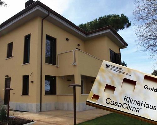 Ristrutturazione Villino Brenca