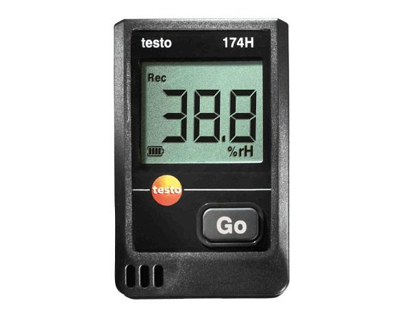 Mini data LOGGER TESTO 174-H