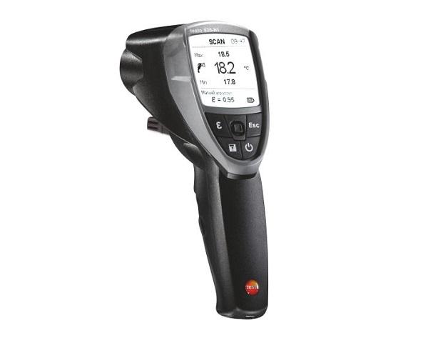 Termometro a infrarossi TESTO 835-H1