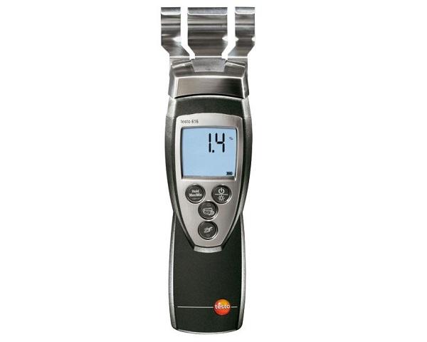 Testo 616, misuratore di umidità nei materiali edili