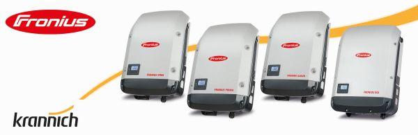 Krannich distributore degli inverter fotovoltaici Fronius