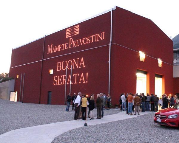 Cantina Mamete Prevostini Vini di Valtellina
