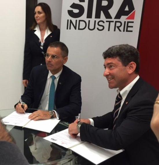 Firmato l'accordo per portare in Cina le soluzioni italiane per il riscaldamento ad alto risparmio energetico