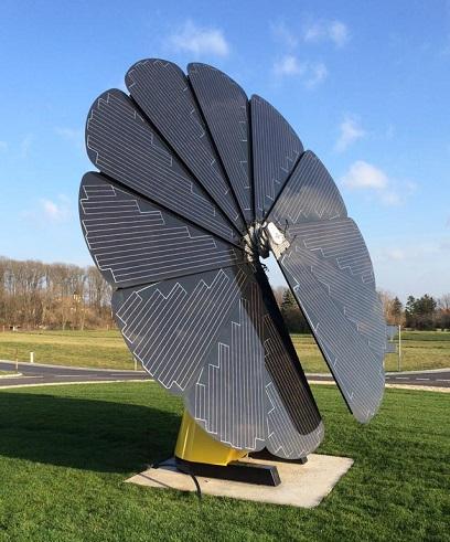 Sistema fotovoltaico Smartflower™