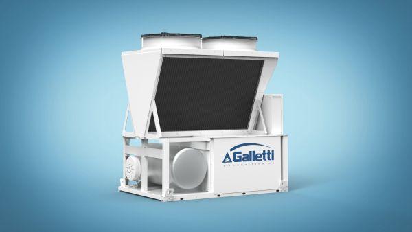 Tutto il know how di Galletti nella nuova gamma V-IPER ad alta efficienza