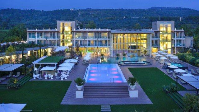 L'Aqualux Hotel Spa Suite & Terme di Bardolino (foto: Henri Dell'Olmo