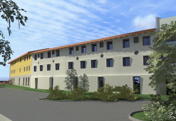"""Sistema RoverBlok per il primo condominio italiano """"CasaClima Nature"""""""