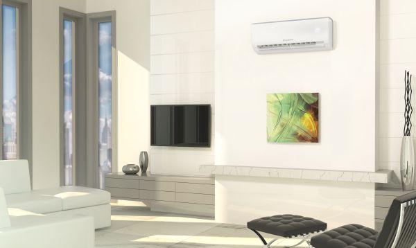 Nevis, climatizzazione in classe energetica A+++