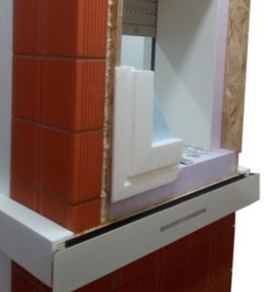 Monoblocco termoisolante per avvolgibili e finestre con VMC