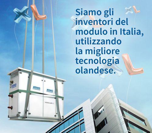 Elevate prestazioni e bassi consumi per il sistema modulare a condensazione