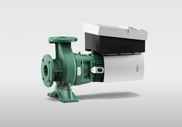 Pompa a motore ventilato ad alta efficienza