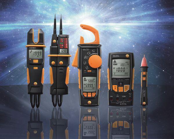 Nuovi strumenti di misura per parametri elettrici