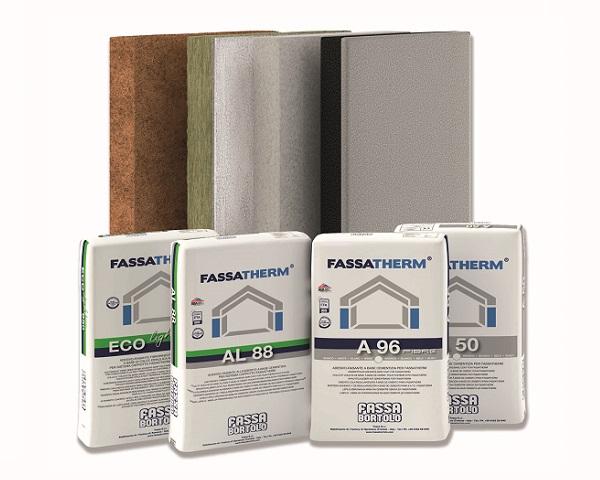 Fassatherm®: il sistema cappotto Fassa Bortolo completo